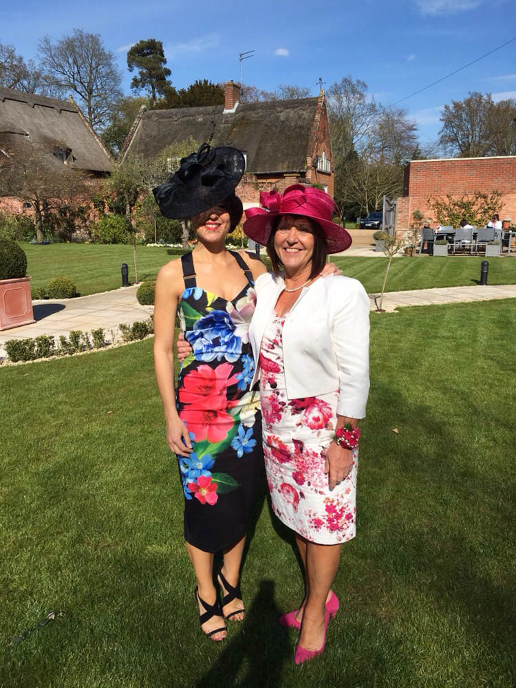 Another successful beautiful hat day Thankyou Margaret