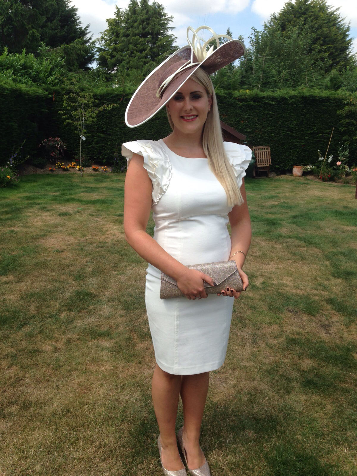 Hat Hire for the Newmarket Races (1)
