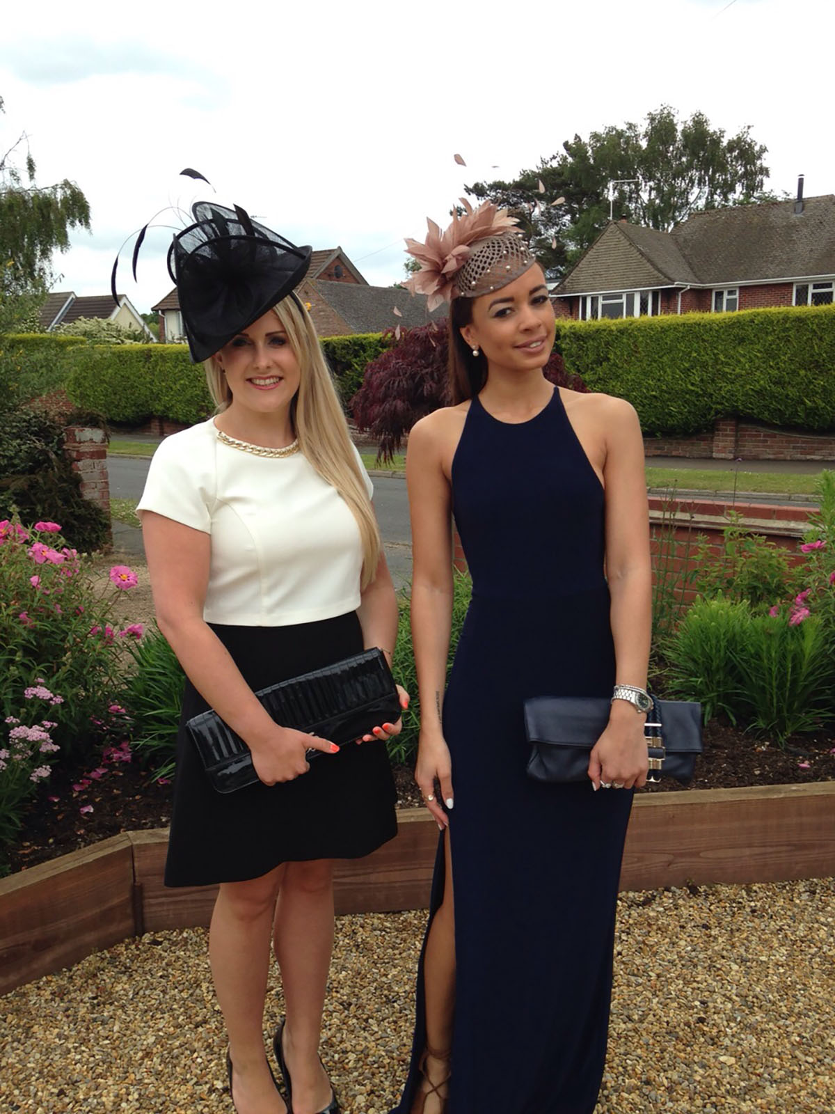Hat Hire for the Newmarket Races (4)