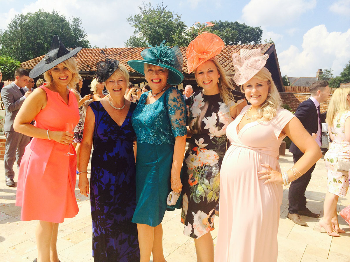 Hat Hire for the Newmarket Races (5)