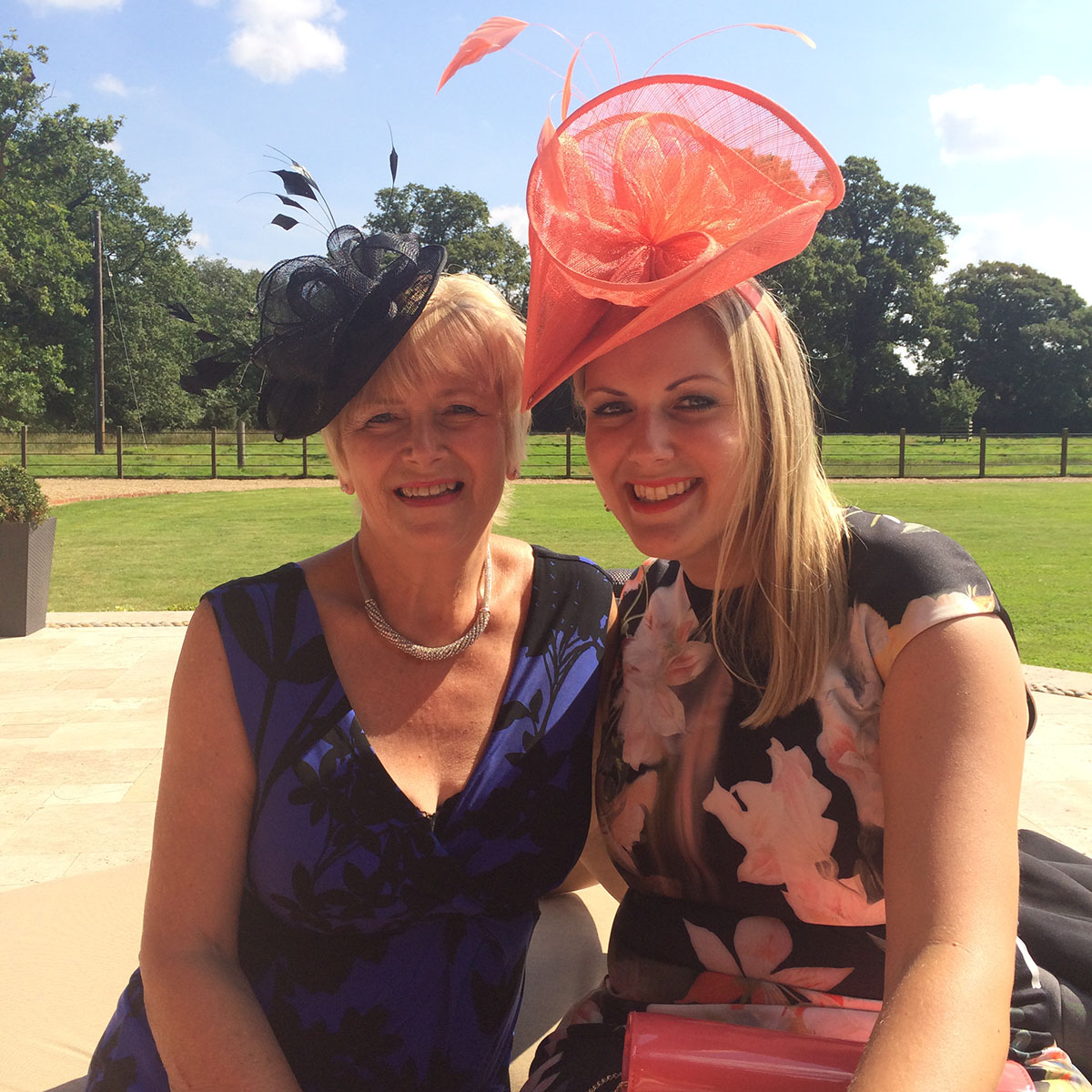 Hat Hire for the Newmarket Races (7)