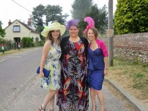 our hats in use, hat hire east anglia